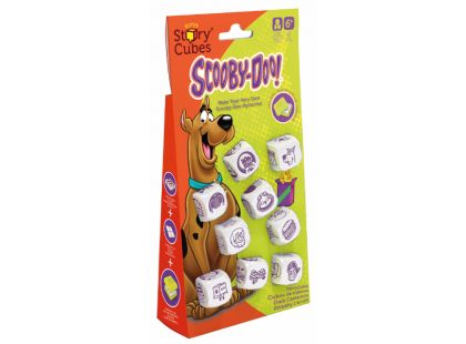 Mindok Příběhy z kostek: Scooby Doo