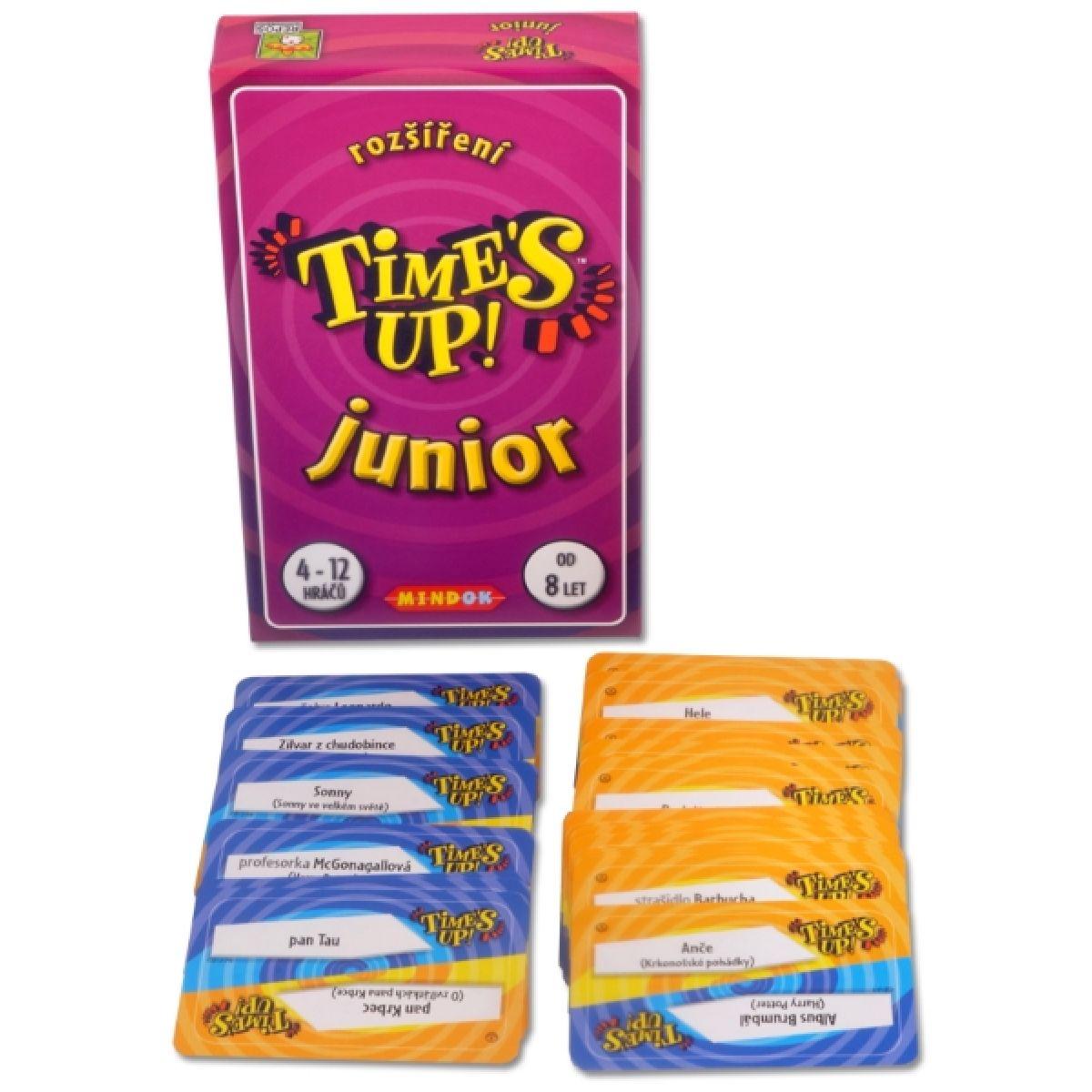 Mindok Time's Up Junior #3