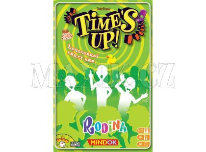 Mindok Time's Up! Rodina