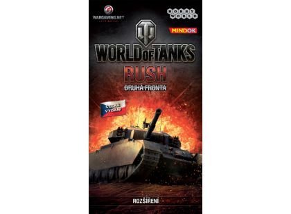 Mindok World of Tanks: Druhá fronta