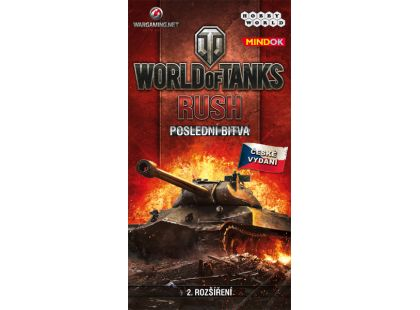 Mindok World of Tanks: Poslední bitva