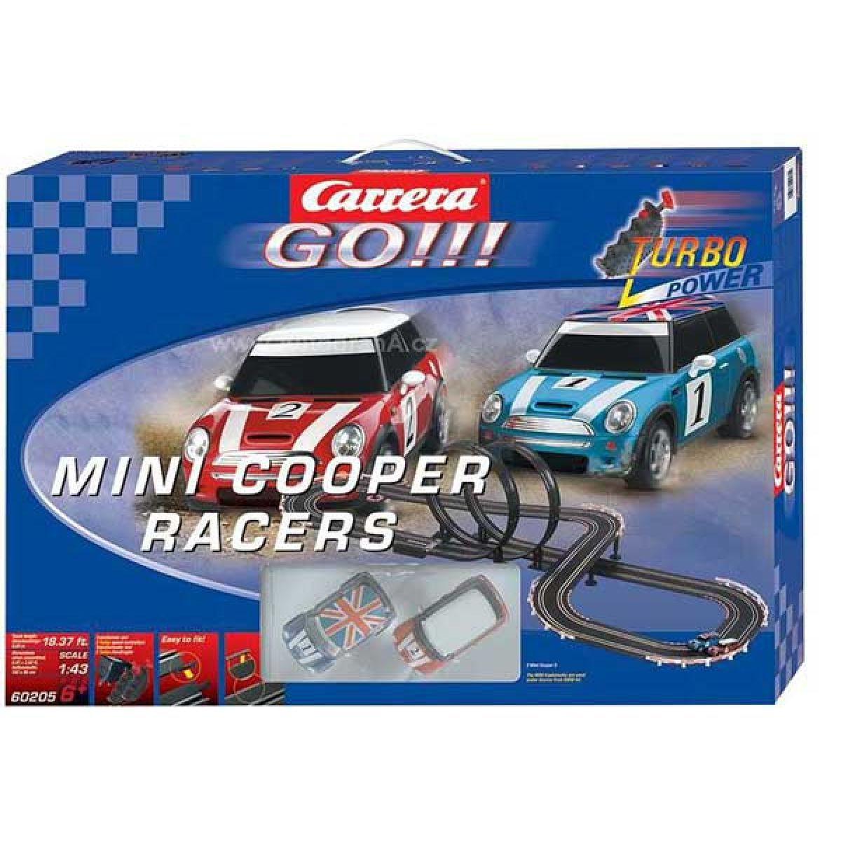 Mini Cooper Racers