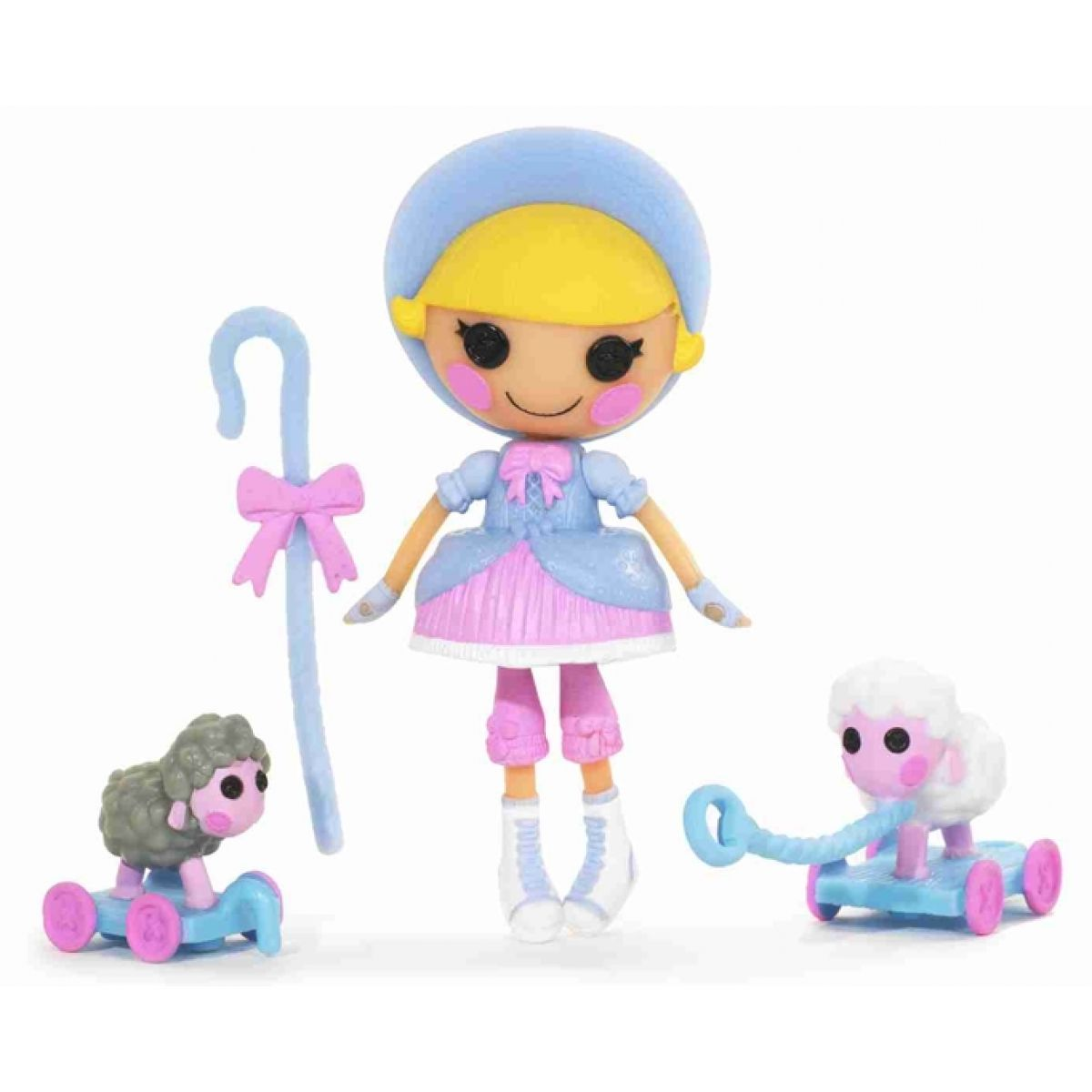 Mini Lalaloopsy Panenka - Little Bah Peep