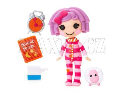 Mini Lalaloopsy Panenka - Pillow Featherbed