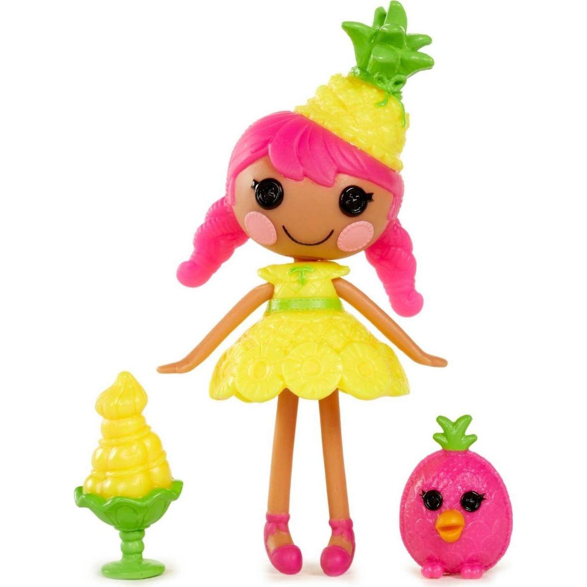 Mini Lalaloopsy Panenka Fruit Collection - 542162 Pina Tropi-Callie