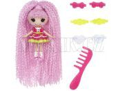 Mini Lalaloopsy Panenka Loopy hair - Jewel Sparkles
