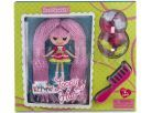 Mini Lalaloopsy Panenka Loopy hair - Jewel Sparkles 2