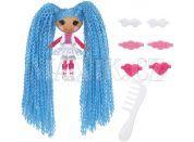 Mini Lalaloopsy Panenka Loopy hair - Mittens Fluff 'N' Stuff