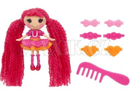 Mini Lalaloopsy Panenka Loopy hair - Tippy Tumblelina