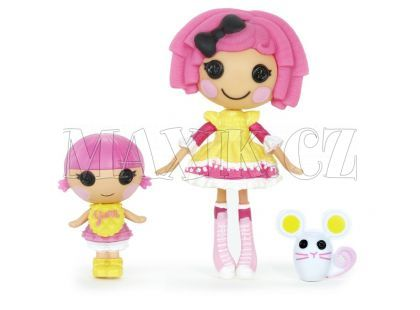 Mini Lalaloopsy Sestry - Sprinkle a Crumbs