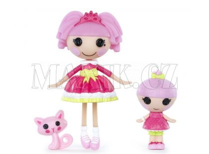 Mini Lalaloopsy Sestry - Trinket a Jewel