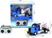 Mini RC Odtahové vozidlo 1:64 2,4Ghz