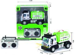 Mini RC Technické služby Kropící vůz 1:64 2,4Ghz