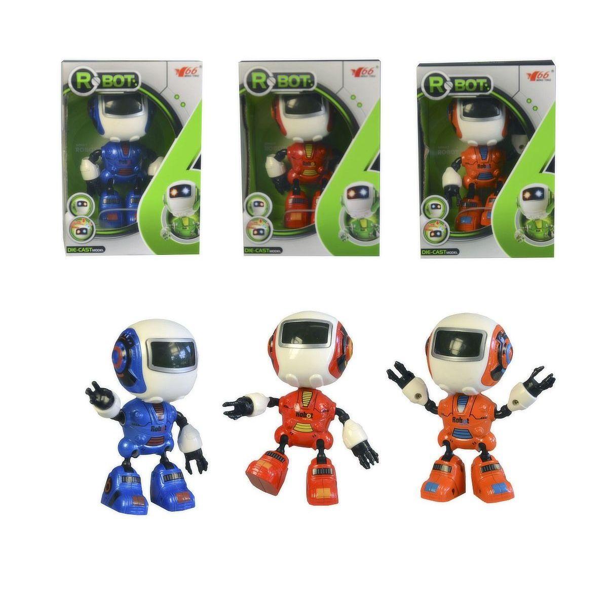 Mini Zigy robot