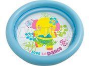 Můj první bazén 61cm Intex 59409 - Modrá