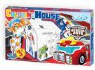 Mochtoys Transformers Papírový vymalovávací domek 2