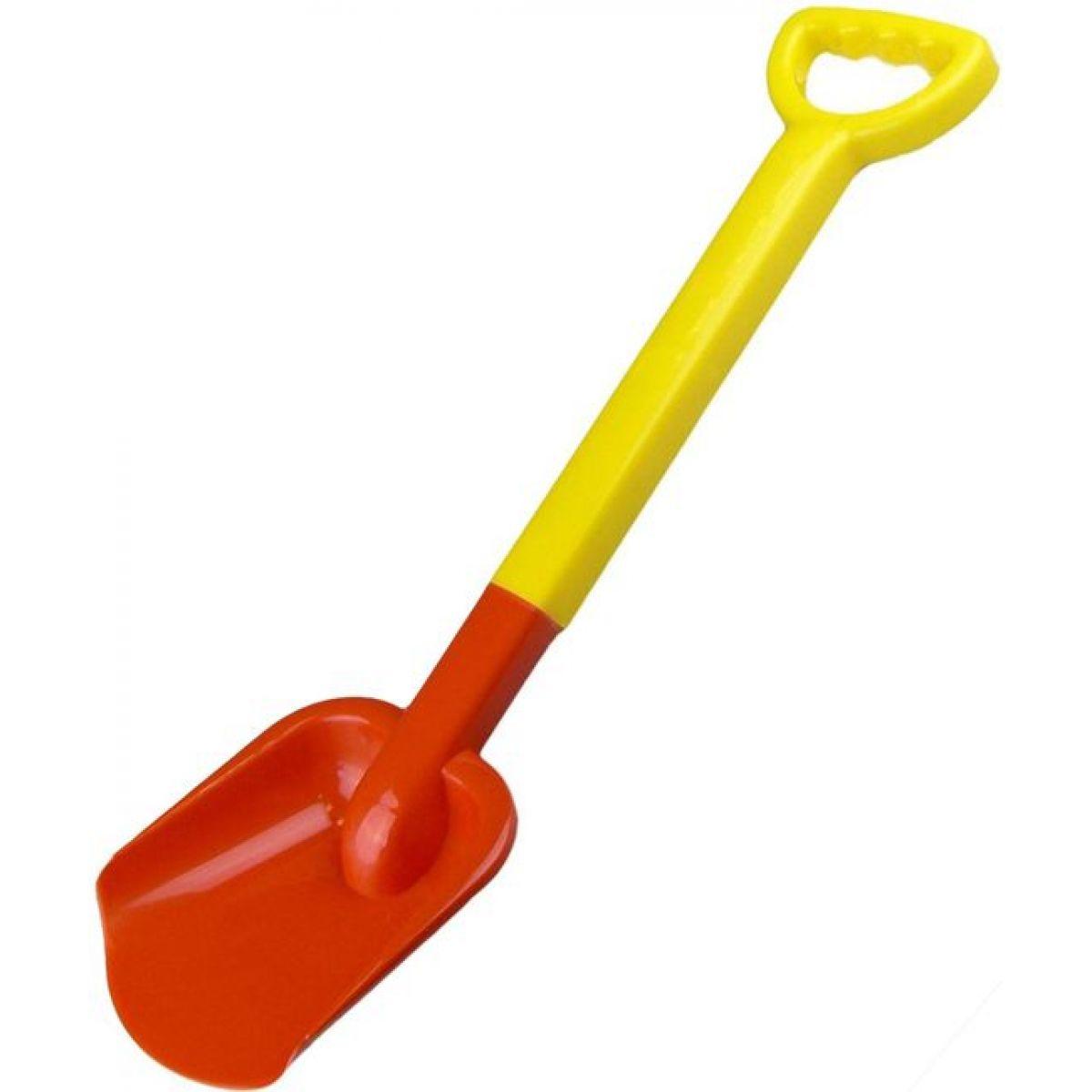 Mochtoys Velká lopatka - žluto-červená
