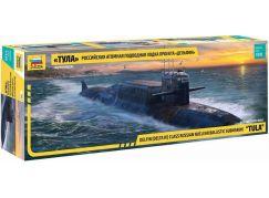 Zvezda Model Kit ponorka 9062 TulaSubmarine Delfin Delta IV Class 1:350