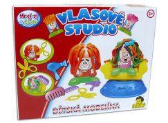 Modelína Tvořivá sada Vlasové studio