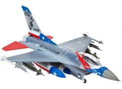 Revell ModelSet letadlo 63992 F-16C USAF 1:144