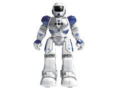 Modrý Robot Viktor na IR dálkové ovládání