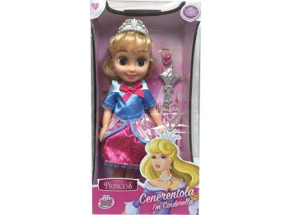 Moje první princezna Popelka