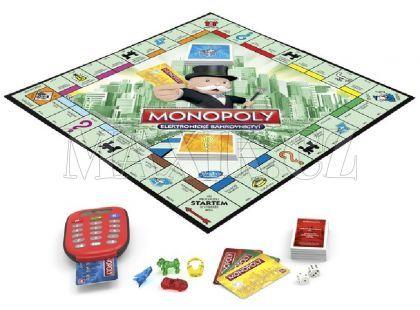 Monopoly Elektronické bankovnictví
