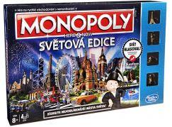 Monopoly Here & Now Světová edice 2015