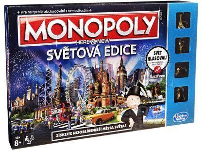 Monopoly Here & Now Světová edice