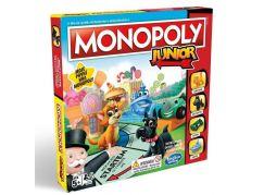 Hasbro Monopoly Junior česká verze