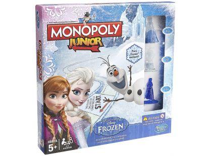 Monopoly Ledové království Frozen Junior