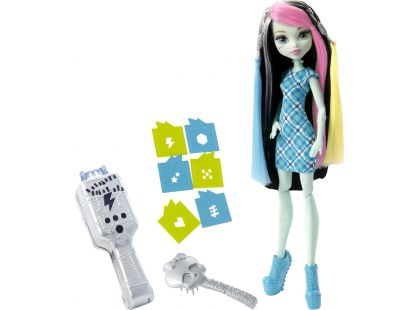 Monster High Elektrizující Frankie Stein