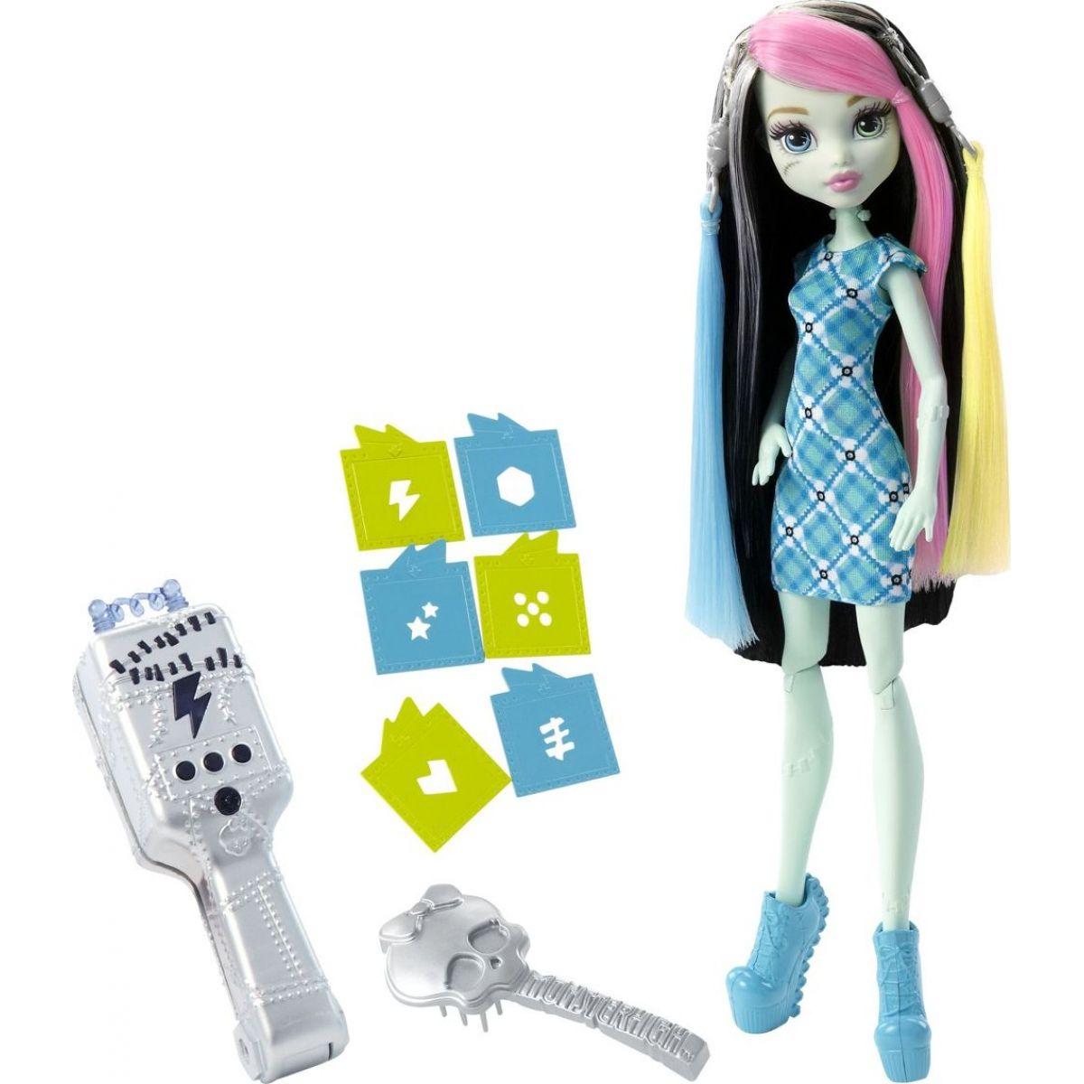 Monster High Elektrizující Frankie Stein