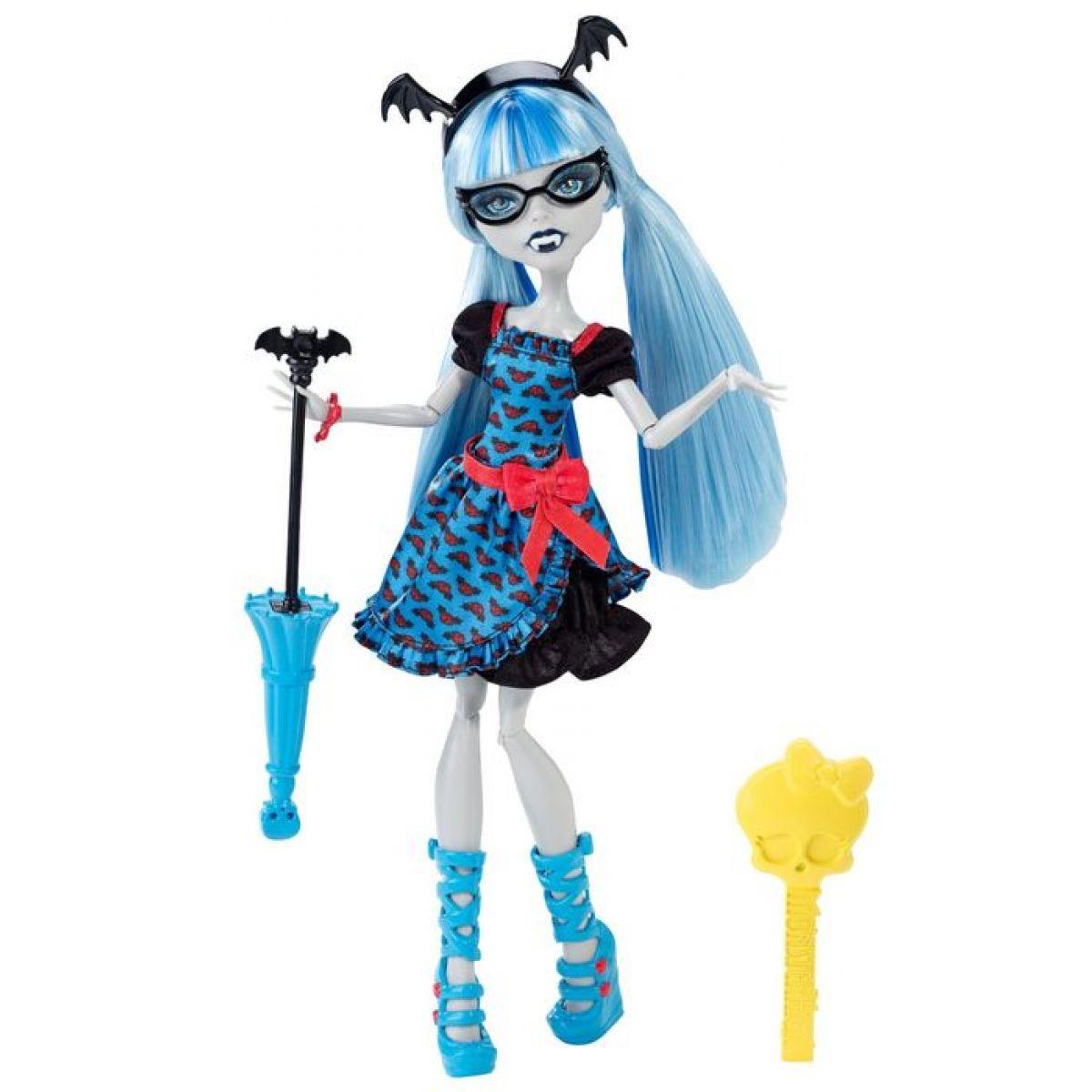 Monster High Monstrozní splynutí Kříženecký styl - Ghoulia Yelps