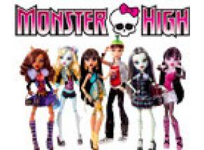 Monster High od Mattela