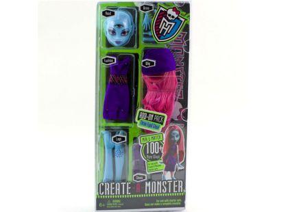 Monster High Sestav si příšerku - Doplňky - Duch