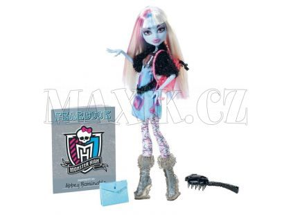 Monster High X4648 Příšerky - Abbey Bominable