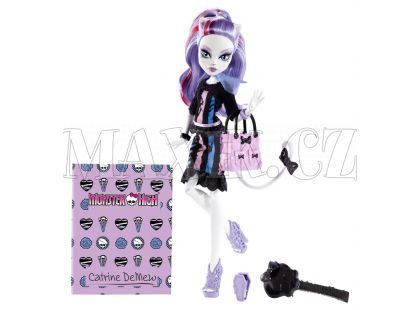 Monster High X4648 Příšerky - Catrine Demew