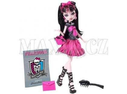 Monster High X4648 Příšerky - Draculaura