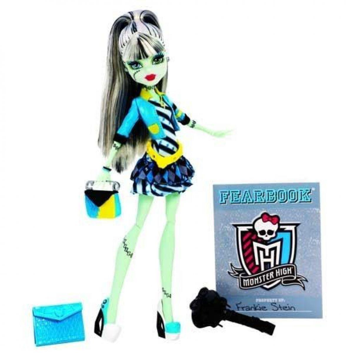 Monster High X4648 Příšerky - Frankie Stein