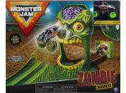 Spin Master Monster Jam 1:64 Hrací sada Zombie