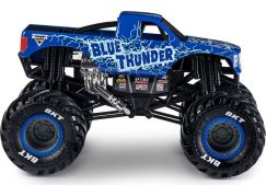 Monster Jam Sběratelská Die-Cast auta 1:24 Blue Thunder