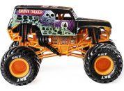 Monster Jam Sběratelská Die-Cast auta 1:24 Grave Digger oranžová konstrukce
