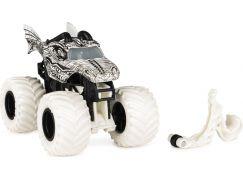 Monster Jam Sběratelská Die-Cast auta 1:64 Dragon černo-bílý