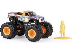 Monster Jam Sběratelská Die-Cast auta 1:64 Hurricane Force