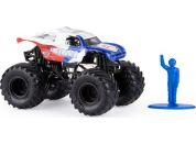 Monster Jam Sběratelská Die-Cast auta 1:64 King Krunch