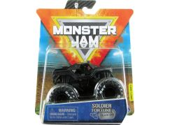 Monster Jam Sběratelská Die-Cast auta 1:64 Soldier Fortune