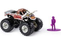 Monster Jam Sběratelská Die-Cast auta 1:64 Zombie černé kola