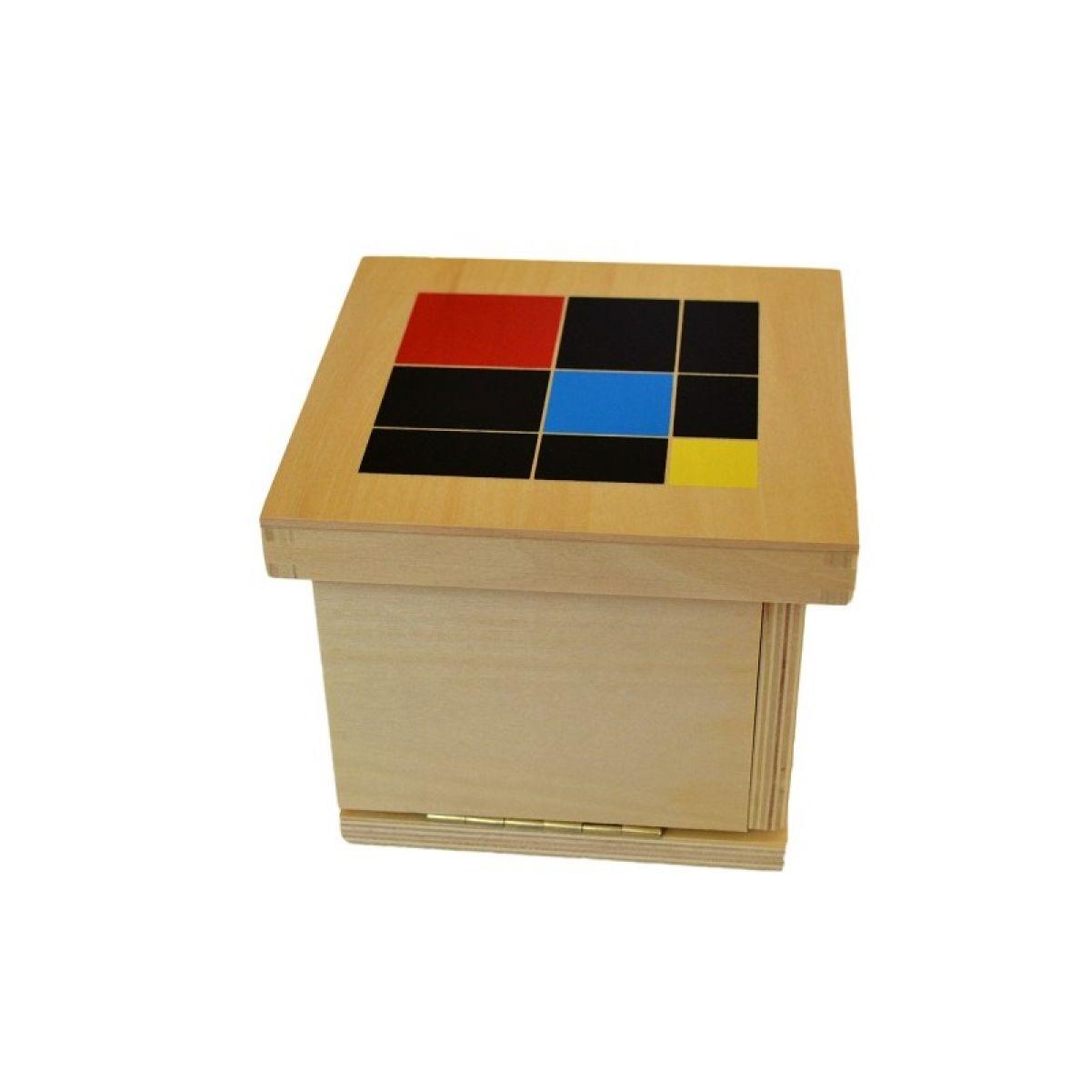 Montessori Trinomická krychle