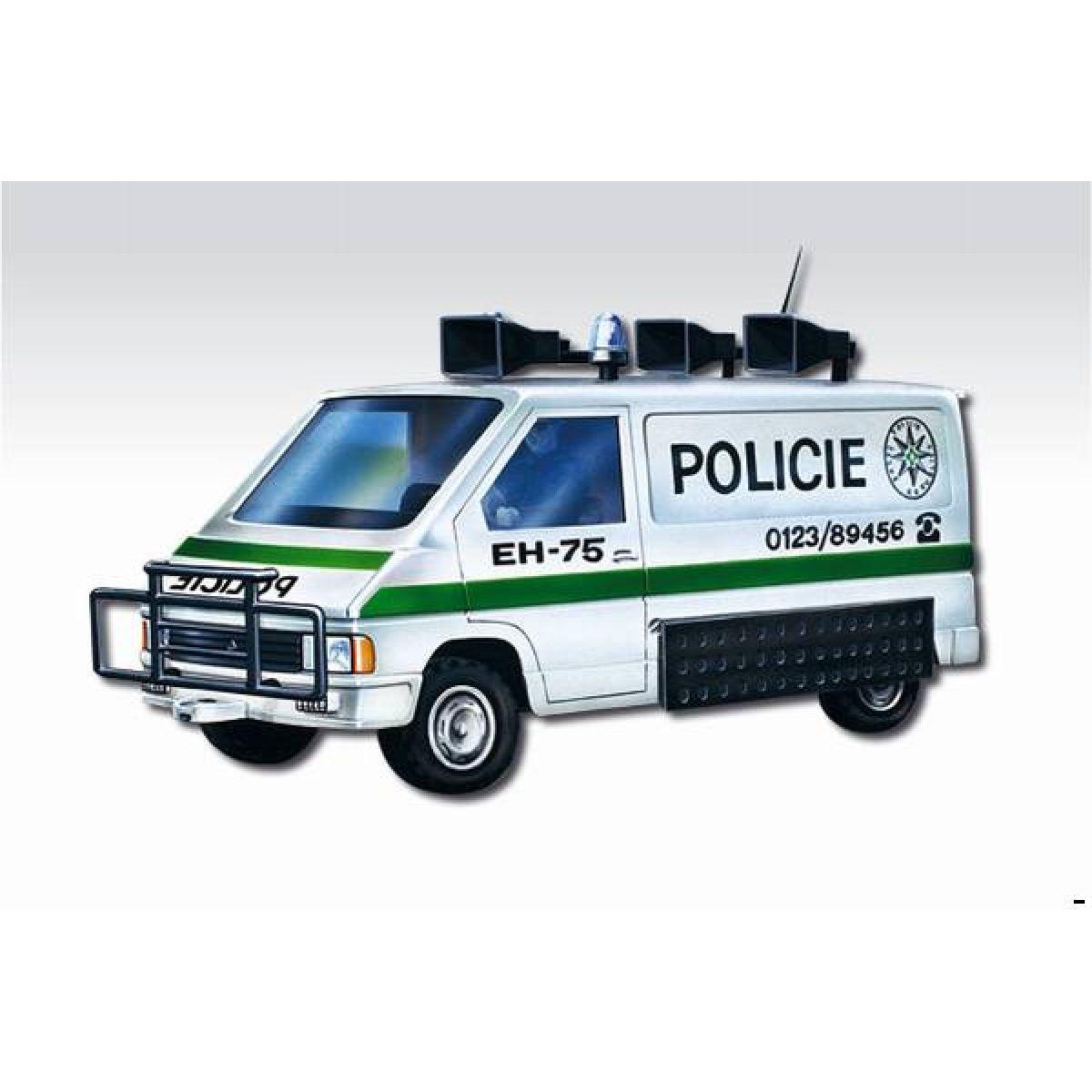 Monti 27 Policie Vista